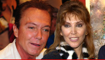 David Cassidy's Wife Files For Divorce