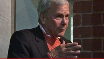 Tom Brokaw -- Diagnosed With Cancer ... But I'm Optimistic