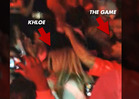 Khloe Kardashian -- Back in the Club ... TWERKING Hard on The Game