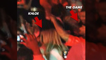 Khloe Kardashian -- Back in the Club ... TWERKING Hard on The Game