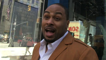 NFL Star Raheem Brock -- 'Guys Won't Go In the Shower If They Know a Gay Guy's In There'