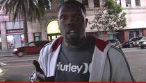 Ex-NBA Player Eric Williams -- I'm Homeless