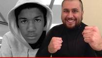 George Zimmerman -- FIGHT IS OFF Again ... After Trayvon Martin Family Refuses Donation
