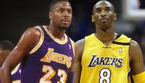 Ex-Lakers Star -- Kobe Bryant Got Hazed ... By Kareem Abdul-Jabbar!