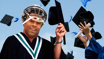 Ex-NFL Star Jamal Lewis -- I'm a Debt School Graduate
