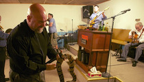 'Snake Salvation' -- Deadly Rattlesnake Will Rise Again Next Saturday