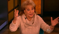 Barbara Walters -- Feeling Good Vibrations ... As in Masturbation