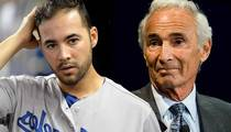 Dodgers Star Andre Ethier -- I Feel TERRIBLE About Injuring Sandy Koufax!!!!