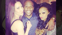 Katy Perry's Fired Stripper -- Mayweathering the Storm ... I'm on the Money Team Now