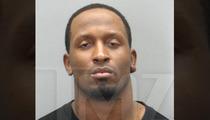 Redskins Tight End Fred Davis -- COTTON-MOUTHED MUG SHOT ... After DUI Bust