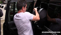 Simon Cowell -- I've Got This Baby Thing All Backward