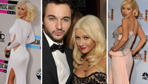 Christina Aguilera -- Thinned Down Just in Time to Pork Up Again