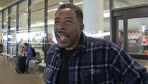 Ernie Hudson -- I Just Heard About Harold Ramis ... I Owe Him Everything