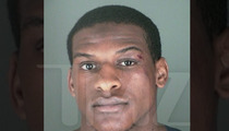 CU Football Player -- TASED BY COPS ... After Allegedly Choking Woman