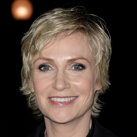 Jane Lynch!
