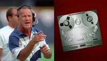 Barry Switzer -- Reverse Racism at Oklahoma .. I Wouldn't Recruit WHITE QBs