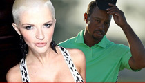 Tiger Woods Mistress -- DEADBEAT MOM ... Makes Gov.'s 'Most Wanted' List