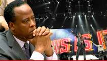 Michael Jackson's Pianist -- Conrad Murray Screwed Me Out of 'This Is It' Riches