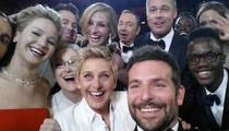 Ellen Doesn't Own Famous Oscar Photo ... Guess Who Does