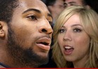 Andre Drummond -- I DIDN'T LEAK RACY JENNETTE McCURDY PICS!