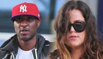 Khloe Kardashian Lamar Odom -- Together Again ... As Crime Victims