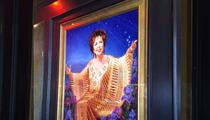 Elizabeth Taylor -- Gay Bar War Over Shrine Portrait