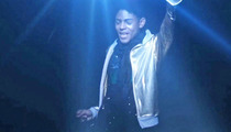 Michael Jackson's Self-Professed Long Lost Son -- Going Public with DNA Evidence ... THURSDAY