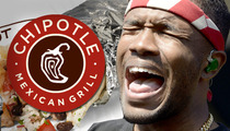 Frank Ocean Sued -- He Didn't Want Chipotle Logo in Chipotle Ad