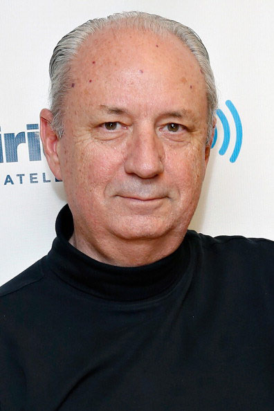 Michael Nesmith was  photographed looking primitive.