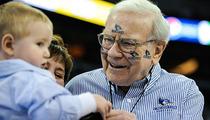 Warren Buffett -- Bullish on Creighton University
