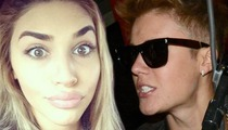 Justin Bieber's Miami Model Chantel Jeffries -- I'm No Mastermind ... Sues  Over 'Rap Sheet' Story