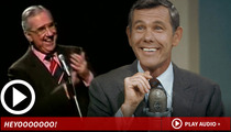 Johnny Carson Sex Tape -- That's NOT an Emmy in His Pocket ... Hiyooooo