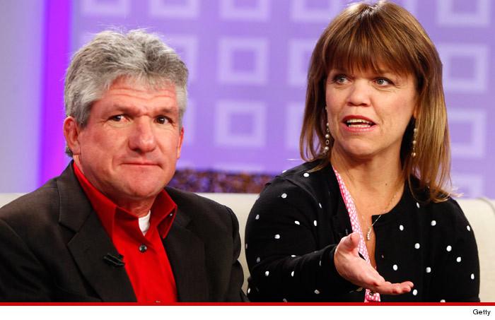 'Little People, Big World' Stars Matt & Amy Roloff -- We've Separated