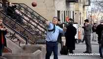Alec Baldwin -- I Got QB Advice from Joe Montana ... Don't Lift Weights!