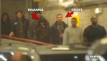 Rihanna and Drake -- Circumstantial Banging Proof