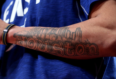Guess the NBA ink!