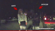Kate Major DUI Dash Cam Video -- Lots of Crying, But No ABCs