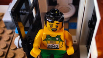 Oscar Pistorius Murder Case -- Man Getting Death Threats Over Lego Recreations