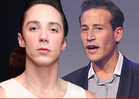 Johnny Weir Split -- Aborted Vacation Plans ... At Center of Breakup