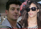 Paula Patton -- I'm Not Taking Robin Thicke Back ... YET