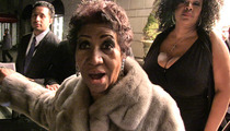 Aretha Franklin -- My Family Members Need Record Deals