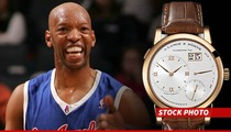 Sam Cassell -- MY WATCH IS REAL ... Sorry John Mayer, You're On Your Own
