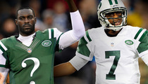 Mike Vick -- I'M CHANGIN MY NUMBER ... Out Of Respect for Geno Smith