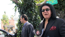 Gene Simmons on Jews in Football -- 'Somebody's Gotta Own the Teams'