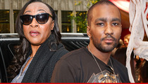 Whitney Houston's Sister-in-Law Gets Stay Away Order From Son-in-Law
