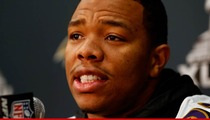 Ray Rice -- Indicted for Assaulting Fiancée in Elevator