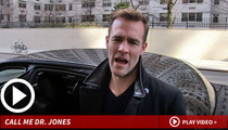 James Van Der Beek -- Screw Bradley Cooper ... I SHOULD BE INDIANA JONES!