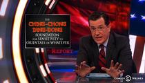 Ex-NFL Star Dat Nguyen -- Stephen Colbert  Should Be BEGGING for Forgiveness