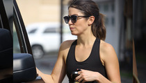 Nikki Reed -- I'm Lifting My Legs in the Air ... Now That I'm Single