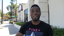 Kel Mitchell -- I'm Not Mad, But Kenan Thompson Kinda Dissed Me at Award Show